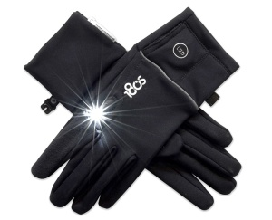 180s Torch LED Touch Screen Gloves