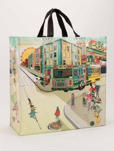 knit city bag